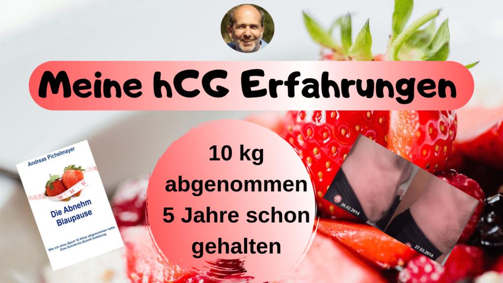 hCG Stoffwechselkur Erfahrungen