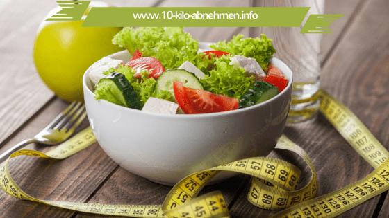 10 Kilo abnehmen in 2 Monaten