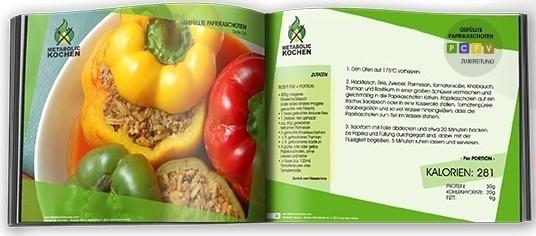 Metabolic Kochen Buch