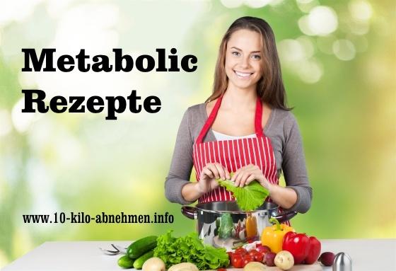 Metabolic Rezepte