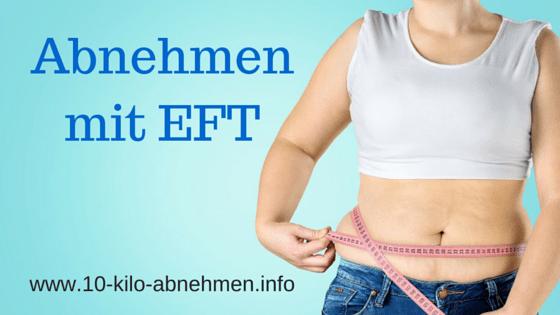 Abnehmen mit EFT Klopftechnik